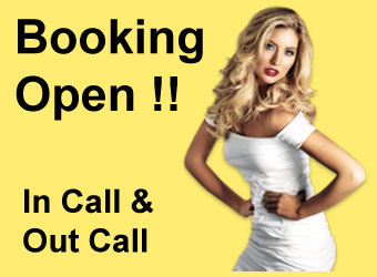 Booking open for Call Girls